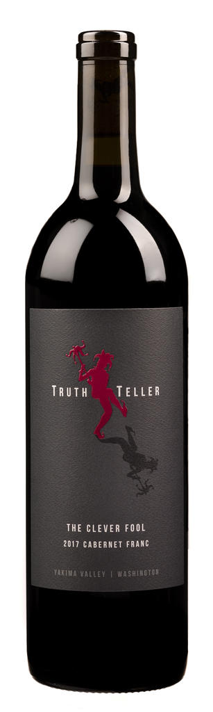 TruthTeller Winery The Clever Fool Bottle Preview