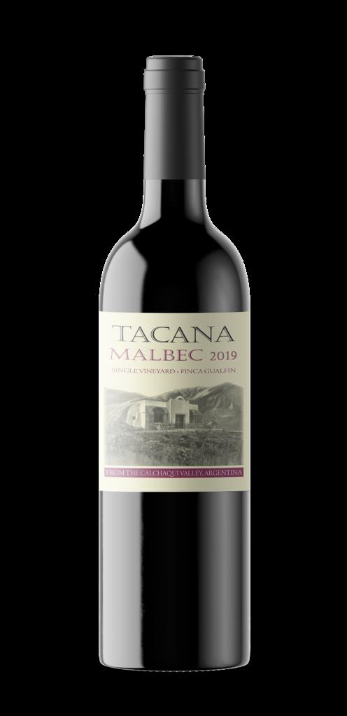 Tacana Malbec Bottle