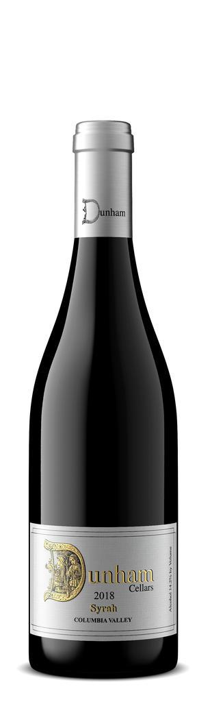 Dunham Cellars Syrah Bottle Preview