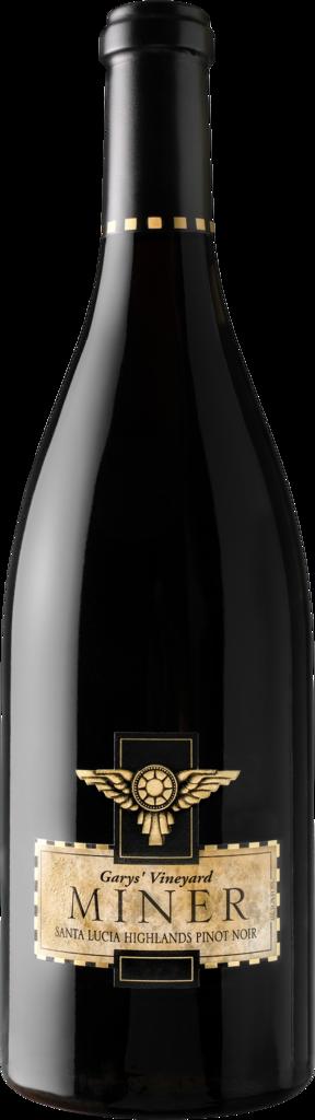 Miner Family Winery Pinot Noir, Garys' Vineyard Bottle Preview