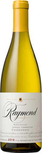 Raymond Vineyards Small Lot Collection Napa Valley Barrel Fermented Chardonnay Bottle Preview