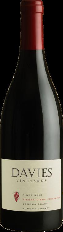 Davies Vineyards PIEDRA LIBRE VINEYARDS PINOT NOIR Bottle Preview