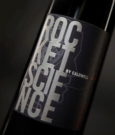 Caldwell Vineyard Rocket Science Proprietary Red Bottle Preview