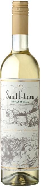 Saint Felicien Sauvignon Blanc Bottle