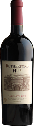 Rutherford Hill Winery Cabernet Franc Bottle Preview