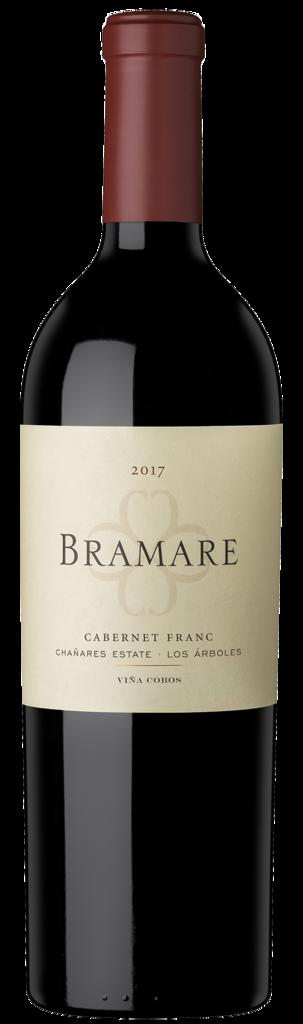 Viña Cobos Bramare Cabernet Franc Chañares Estate Bottle Preview