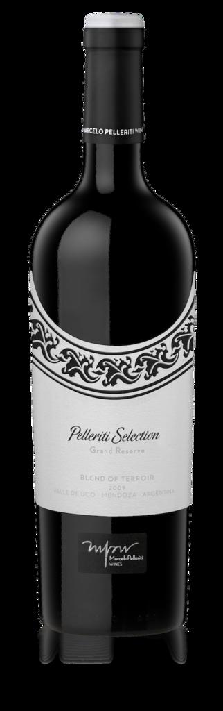 Marcelo Pelleriti Wines Pelleriti Selection Grand Reserve Blend of Terrior Bottle Preview