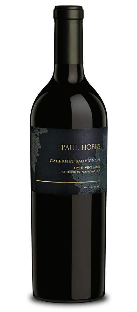 Paul Hobbs Hyde Vineyard Cabernet Sauvignon Bottle Preview