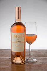 J. Moss Rose' of Cabernet Sauvignon, Napa Valley Bottle Preview