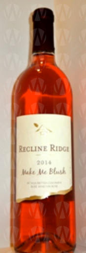 Recline Ridge Vineyards and Winery Make Me Blush