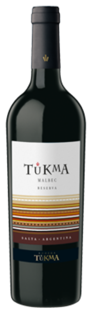 Bodega Tukma Malbec Reserva Bottle Preview
