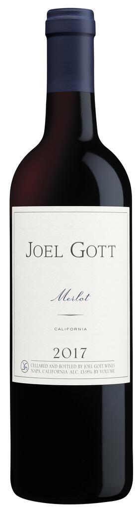 Joel Gott Wines Joel Gott Merlot Bottle Preview