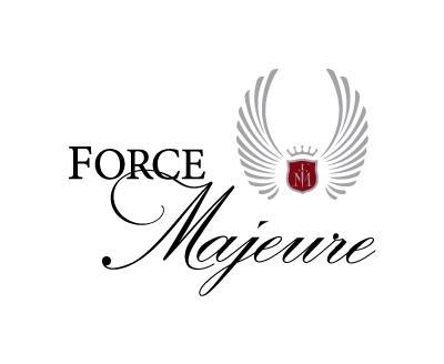 Force Majeure Vineyards Logo