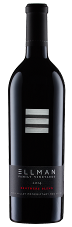 Brothers Blend Napa Valley Proprietary Red Blend Bottle
