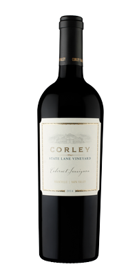 Corley Family Napa Valley - Monticello Vineyards State Lane Vineyard Cabernet Sauvignon Bottle Preview