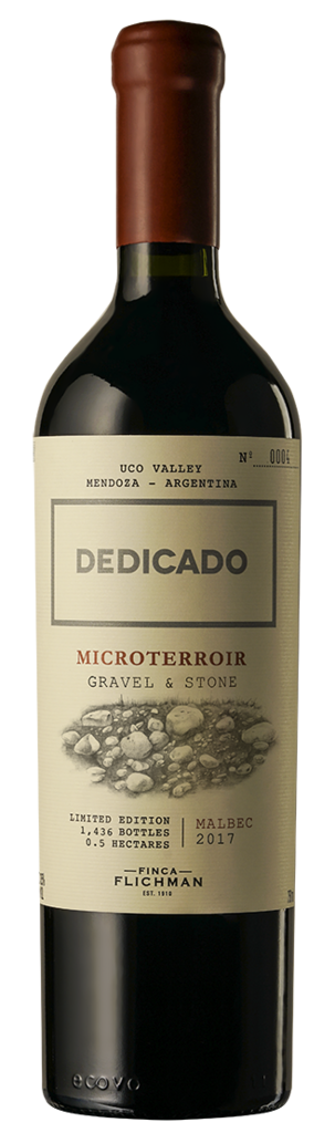 Finca Flichman Dedicado Microterroir Gravel & Stone Bottle Preview