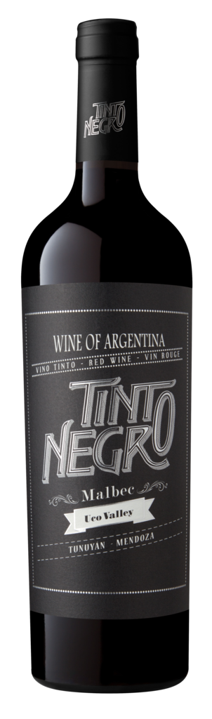 TintoNegro Uco Valley Malbec Bottle Preview