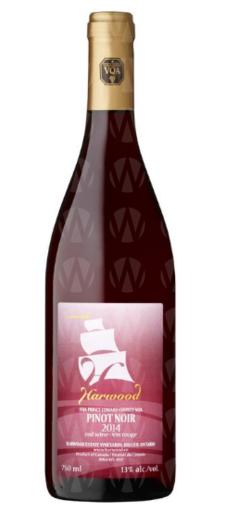 Harwood Estate Vineyards Pinot Noir