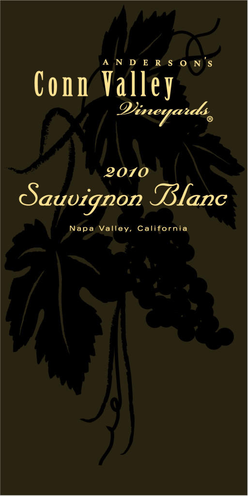 Anderson's Conn Valley Vineyards SAUVIGNON BLANC Bottle Preview