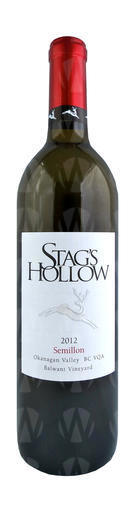 Stag's Hollow Winery & Vineyard Semillon