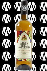 Vignoble La Halte des Pèlerins Le Voyageur Vin Blanc Demi-Doux
