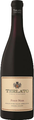Rutherford Hill Winery Terlato Pinot Noir Bottle Preview