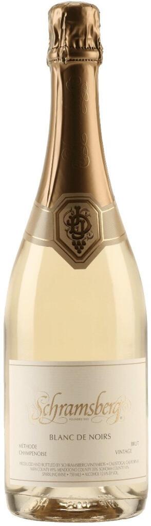 Blanc de Noirs Bottle