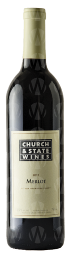 Church & State Wines Merlot