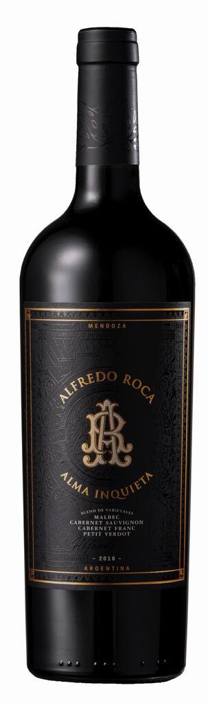 Alfredo Roca Wines Alfredo Roca Alma Inquieta Blend Bottle Preview