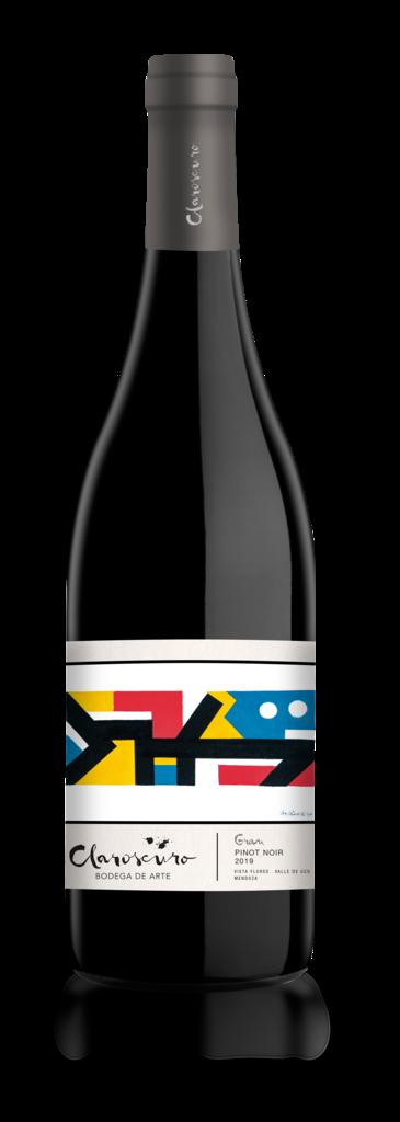 Bodega Claroscuro Claroscuro Gran Pinot Bottle Preview