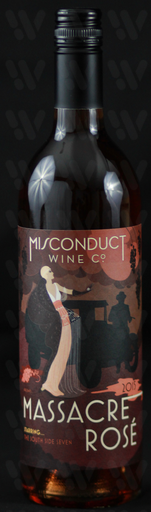 Misconduct Wine Co. Massacre Rosé