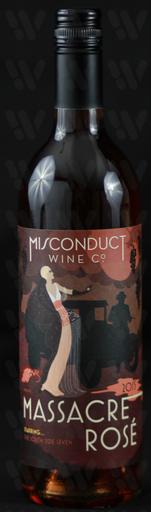Misconduct Wine Co. Massacre Rosé