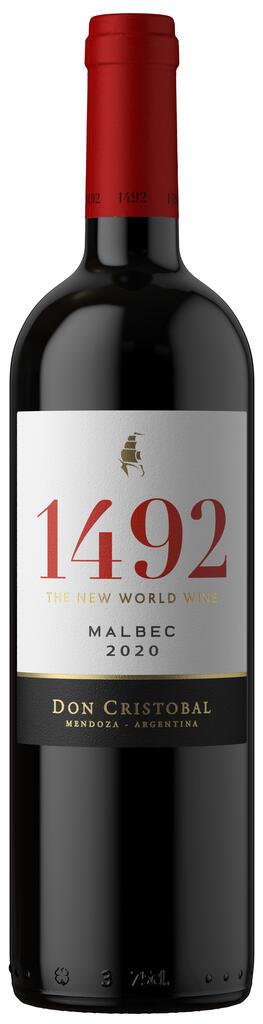 1492 Malbec Bottle