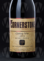 Cornerstone Estate Winery Gamay Noir