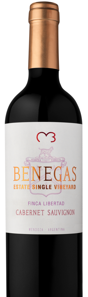 Benegas Single Vineyard Cabernet Sauvignon Bottle