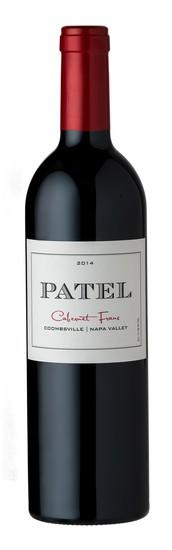 Patel Napa Valley Cabernet Franc Coombsville Bottle Preview