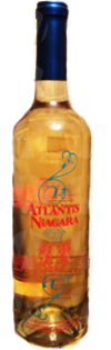 Atlantis Niagara Gewurztraminer Winter Harvest