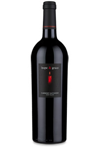 hope & grace Winery hope & grace Cabernet Sauvignon | Stags Leap District | Napa Valley Bottle Preview