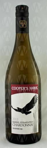Cooper's Hawk Vineyards Barrel Fermented Chardonnay