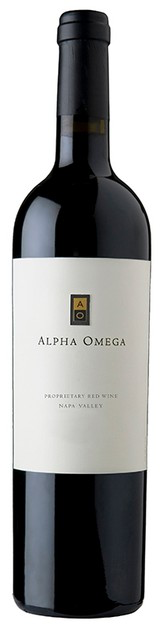 Alpha Omega Proprietary Red Bottle Preview