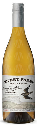 Covert Farms Family Estate Winery Sauvignon Blanc/Semillon