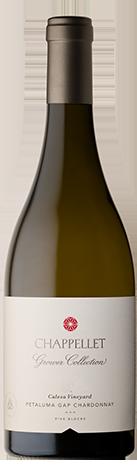 Chappellet Vineyard Grower Collection Chardonnay, Calesa Vineyard Bottle Preview