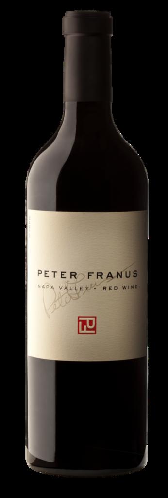 Napa Valley Red Wine (Cabernet Blend) Bottle