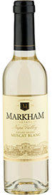 Markham Vineyards Muscat Blanc Bottle Preview