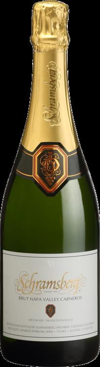 Schramsberg Vineyards Brut Napa Valley Carneros Bottle Preview
