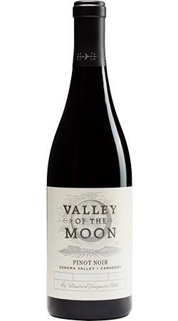 Lake Sonoma Winery Valley of the Moon Pinot Noir Bottle Preview