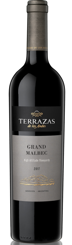 Terrazas de los Andes Terrazas de los Andes Grand Malbec Bottle Preview