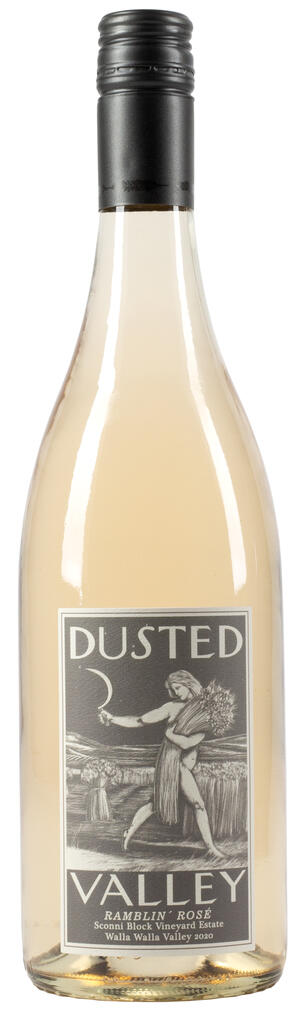 Dusted Valley Ramblin' Rosé Bottle Preview