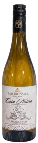 Mastronardi Estate Winery Casa Nostra Series Chardonnay