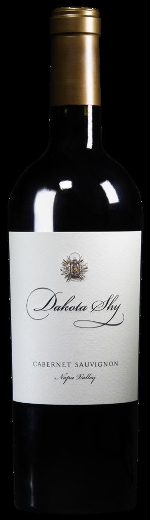 Dakota Shy Wine Cabernet Sauvignon Bottle Preview